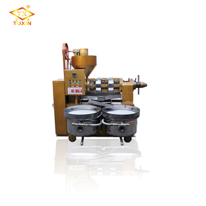 Sunflower Mini Olive Argan Manual Sesame Oil Press Roaster Machine