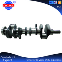 Forged Crank Shaft for Chevy 350, 400, 454 Engine Crankshaft
