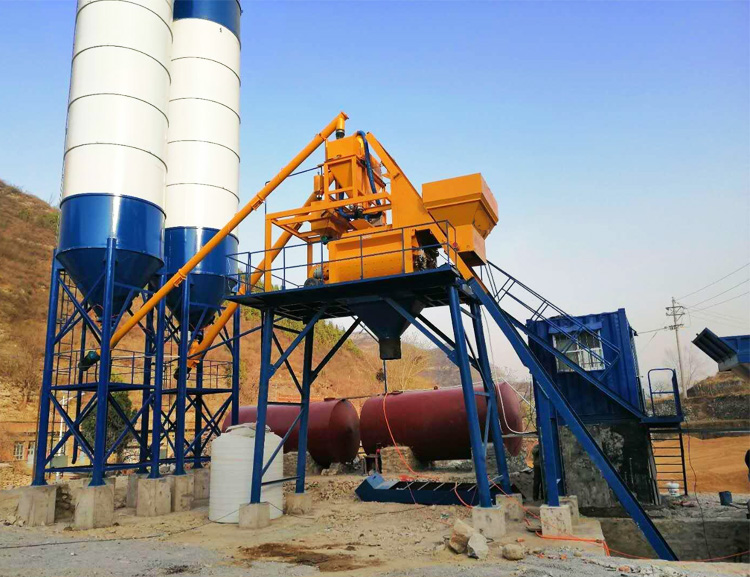 China Suppliers concrete batching plant operation manual
