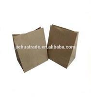 Brown Kraft Paper Bags Recyclable Gift Jewelry Food Bread Candy Packaging Shopping Party Bags For Boutique