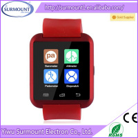 2015 factory price wholesale cheap bluetooth u8 smart watch
