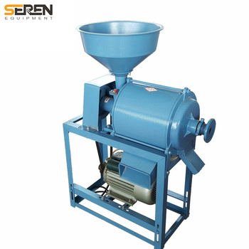 SEREN F180M Home Using Small Mini Wheat corn maize Flour Mill Machine grinding machine