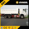 compactor garbage howo dump truck price/mini pickup truck price