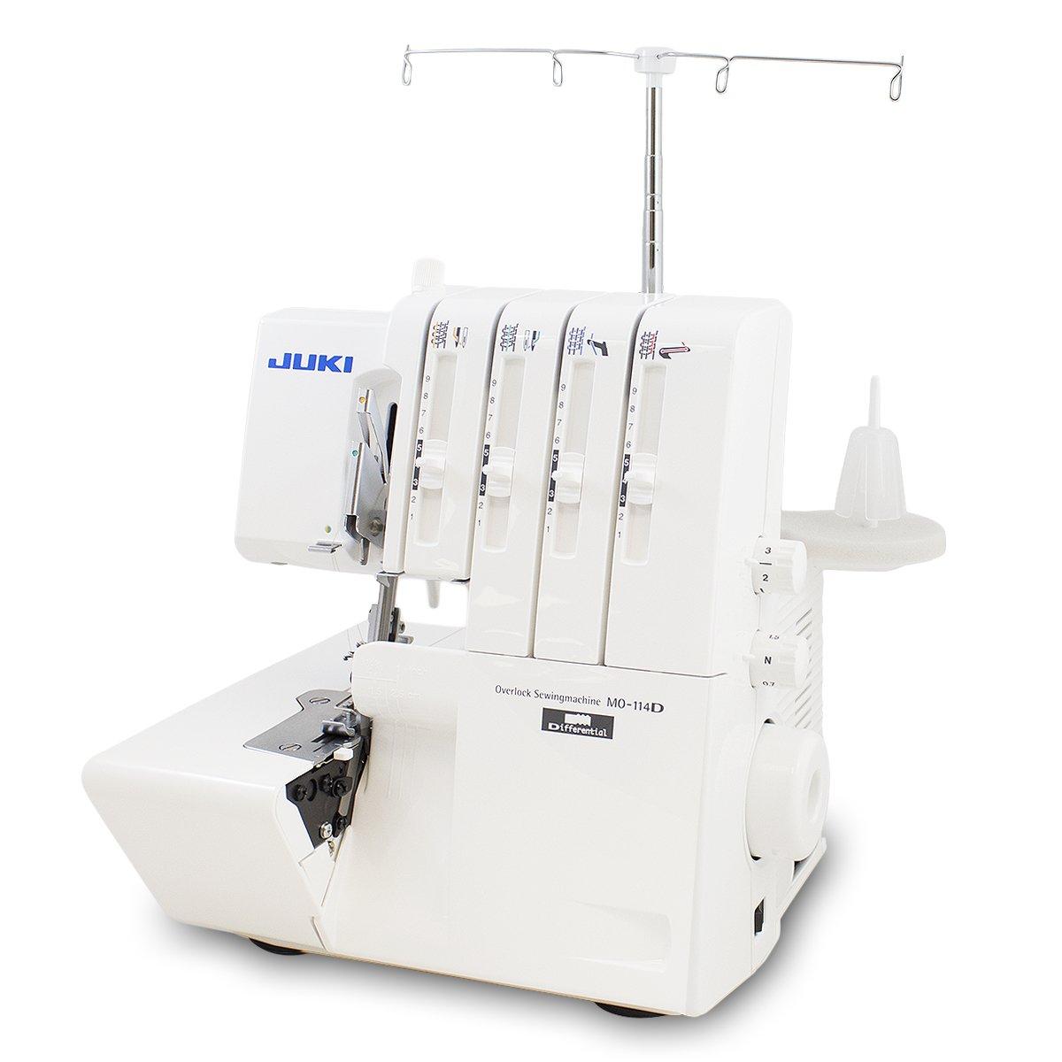 Get Quotations · Juki MO-114D Serger Overlock Machine