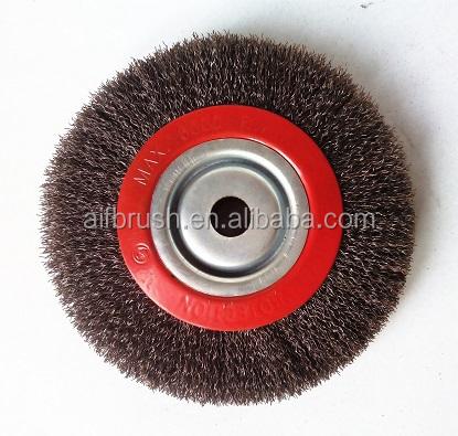 Steel Wire Brush Polishing Brush Buffing Wheel Brushes