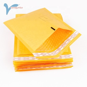 Factory price Kraft Paper Bubble Envelopes Mailers Padded Shipping bags