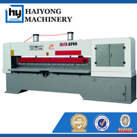 veneer plywood cutting machine