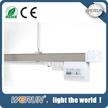 Sewing factory lighting busway system and lighting 5P 50A electrical bus duct  sc 1 st  Alibaba & Sewing Factory Lighting Busway System And Lighting 5p 50a ... azcodes.com