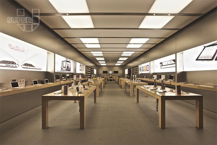 Retail Modern Store Decoration Display Furniture Computer Shop ...