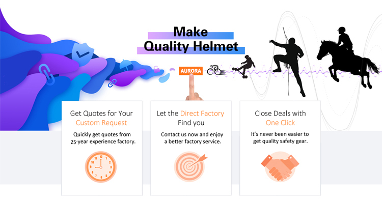 High Quality height safety helmet