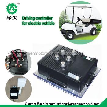 Throttle pedal for electric golf cart car speed controller for Dc motor controller for electric car