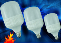 ISO9001 approved best seller LED Cylinder lamp flat head bulb 36W