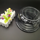Disposable packaging plastic box for cake