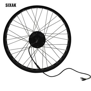 Sixak Ce Brushless Geared 36v 250w Hub Motor Electric Wheel For