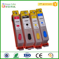 New model refillable ink cartridge for HP 934 935 for HP OfficeJet Pro 6230/6830 printer
