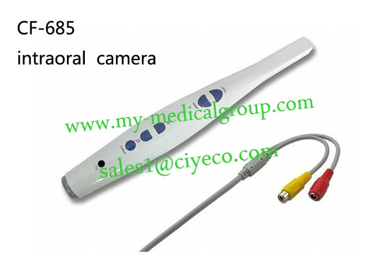 Image Freeze Function Dental Product 8x Zoom 2 Blue-ray and 4 White Conversion Dental Intra Oral Camera