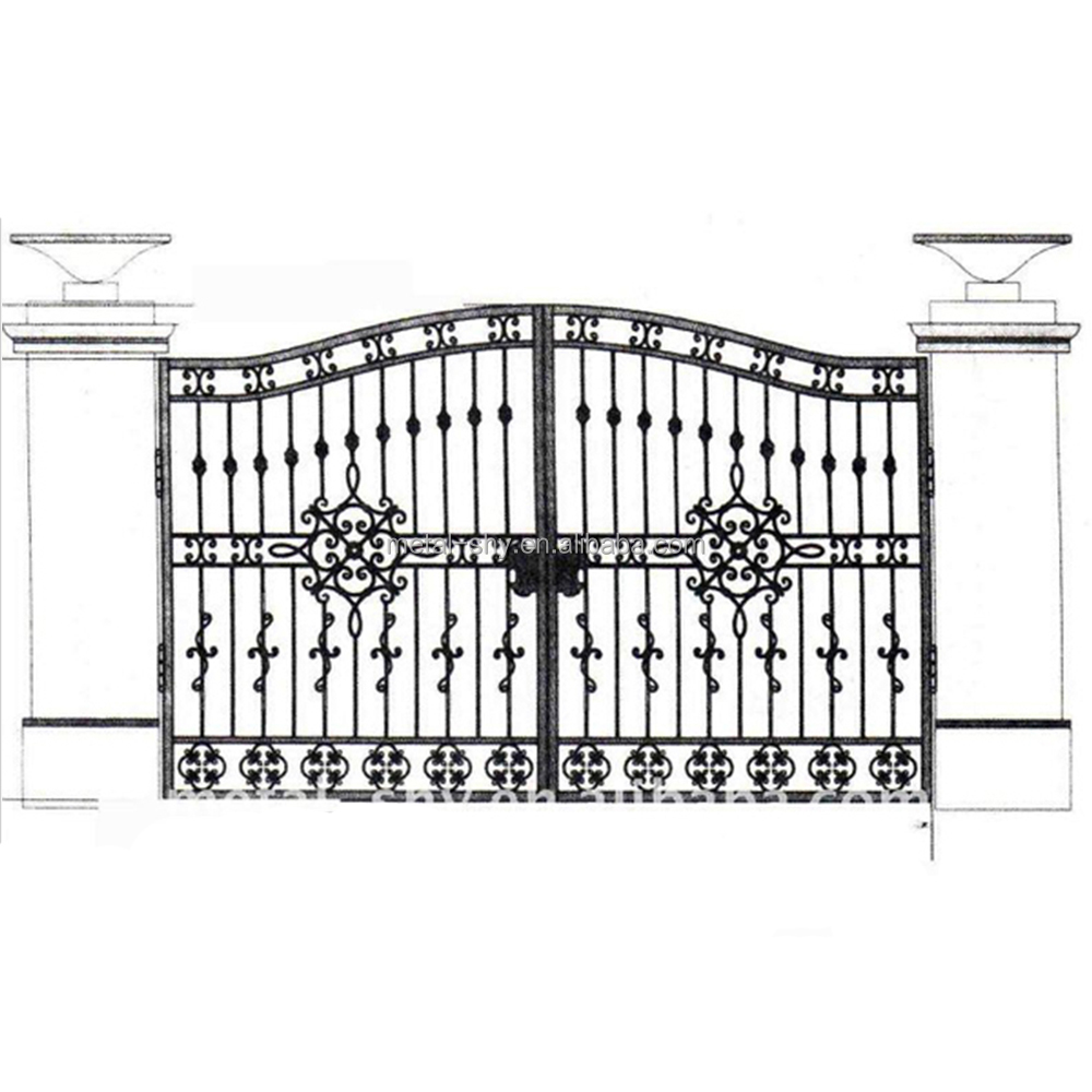 Gate Grill Iron Grill: Home Gate Grill Design&main Gate Designs By China