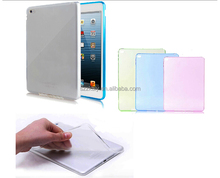 new arrival for ipad mini TPU case transparent case for ipad mini for ipad cases