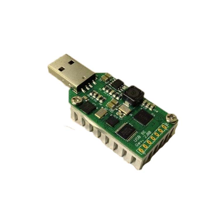 94v0 circuit board 4gb usb flash drive pcba plastic white