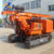 high efficiency solar pile driver MZ398Y for maintain