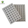 12mm noise insulation gypsum plaster acoustic ceiling board