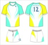OEM manufactory new design soccer jersey for practice football player soccer club uniform sets