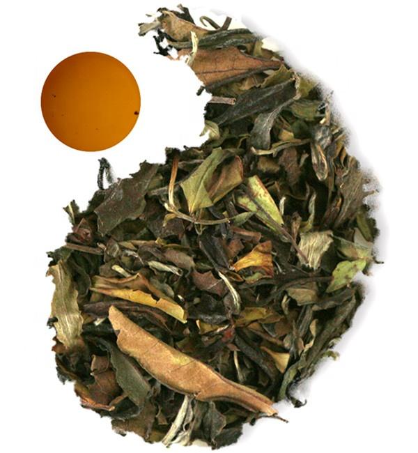 Bai Mu Dan Organic white tea/ White Peony 1st grade EU standard - 4uTea   4uTea.com