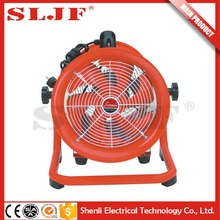 round nylon folding fan wall bracket fans axial flow fan