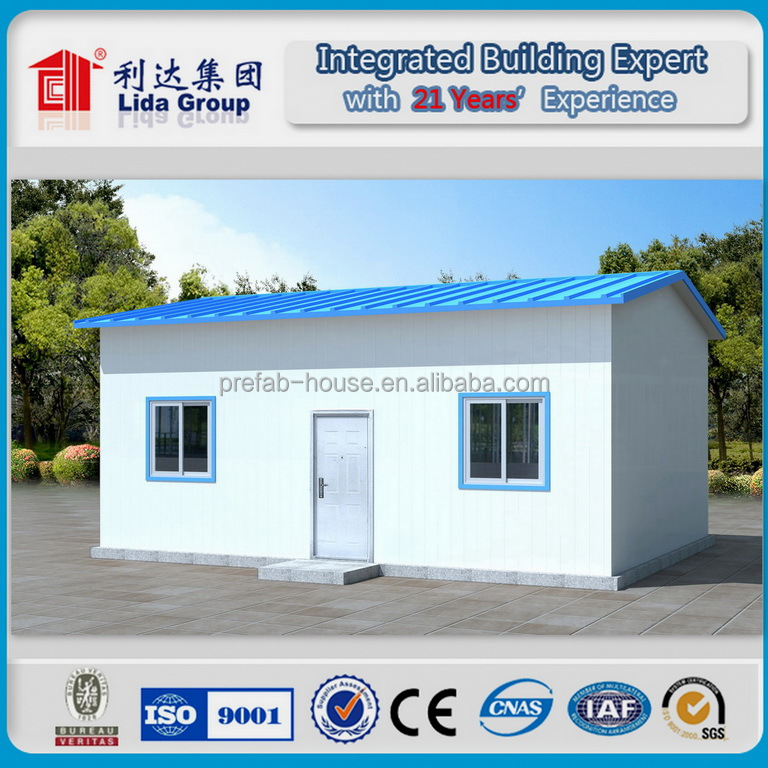 Prefabricated Classroom/Customized Prefab House