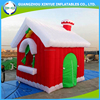 2015 new design hot sale inflatable christmas/Xmas house