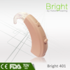 Cheap high power digital BTE hearing aids with scroll types