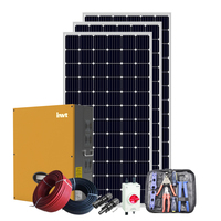 Easy installation 10kw home solar energy system with battery backup