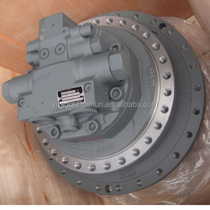 GM38VB Travel Motor For Kobelco Excavator