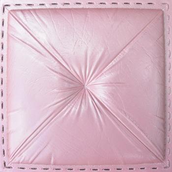 Hs R189 Colore Rosa Decorativo Ecopelleresina Mattonelle Della