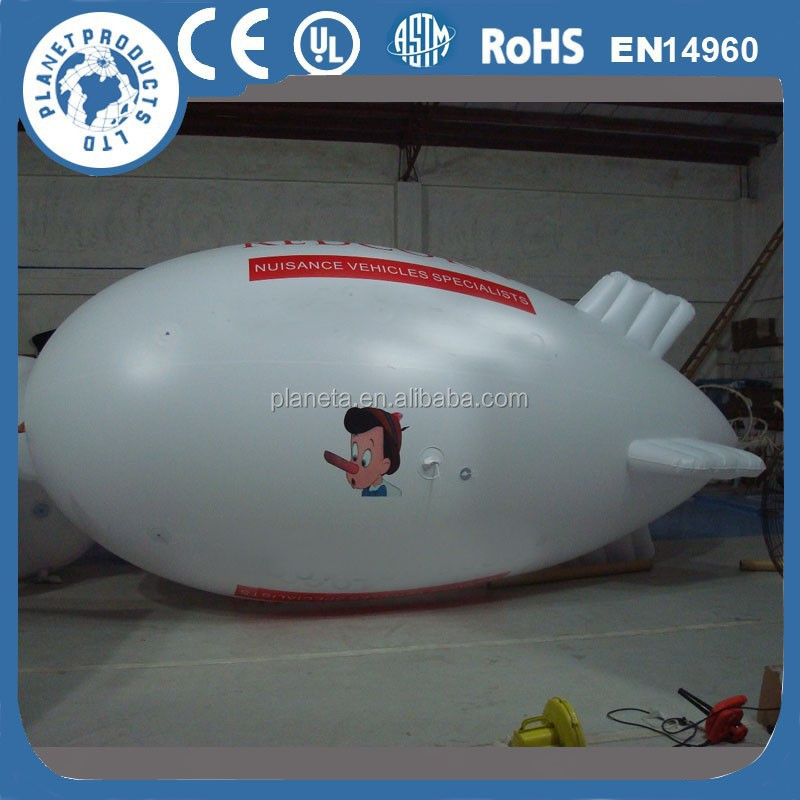 High Quality Inflatable Giant Airplane For Sale