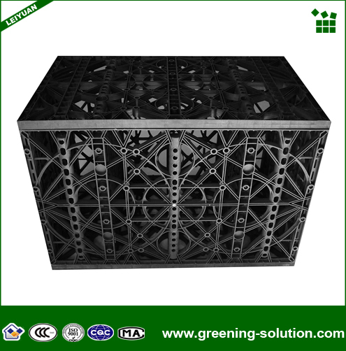 Drainage Cell Tank Module Stormwater Drain Water Collection