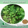 Black Cohosh Extract Powder 2.5%Triterpenoidal Saponin Triterpene Glycosides