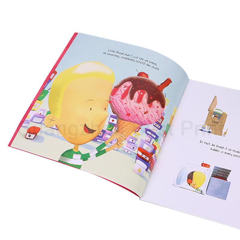 Factory Printing Children Board Book Coloring Books Children Book ...
