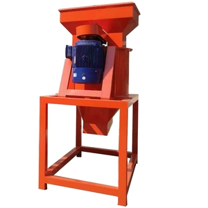 neem cake / soybean organic waste crushing machine / mill