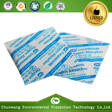 anti-mold food preserver rolling oxygen absorber for crisps and chips packaging