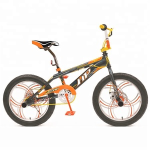 Hot sale rubber steel freestyle bmx bicycle