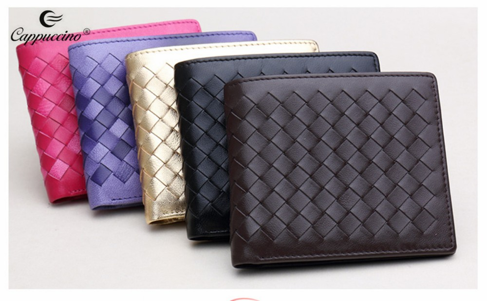 2017 new design fashion woman wallet leather wallet in stock