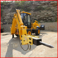 wz30-25 backhoe loader, 3 point backhoe attachment, backhoe loaders tractor attachment for sale