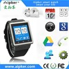 High-end S6 smart watch phone with 3G/ WiFi/ GPS