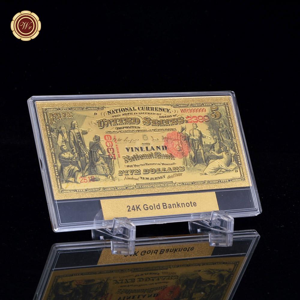 Finden Sie Hohe Qualität Großhandel Dollarschein 24 Karat Gold ...