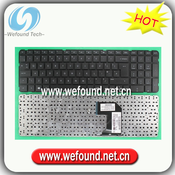 NEW for HP Pavilion G7-2000 UK black keyboard without frame