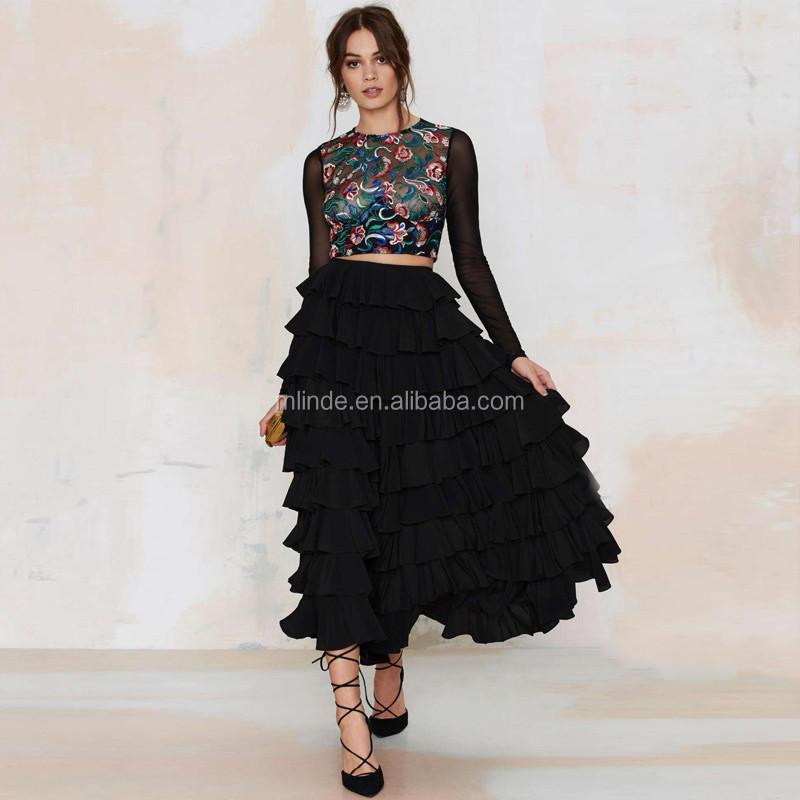 101e60ff11342 Women Latest Long Skirt Design