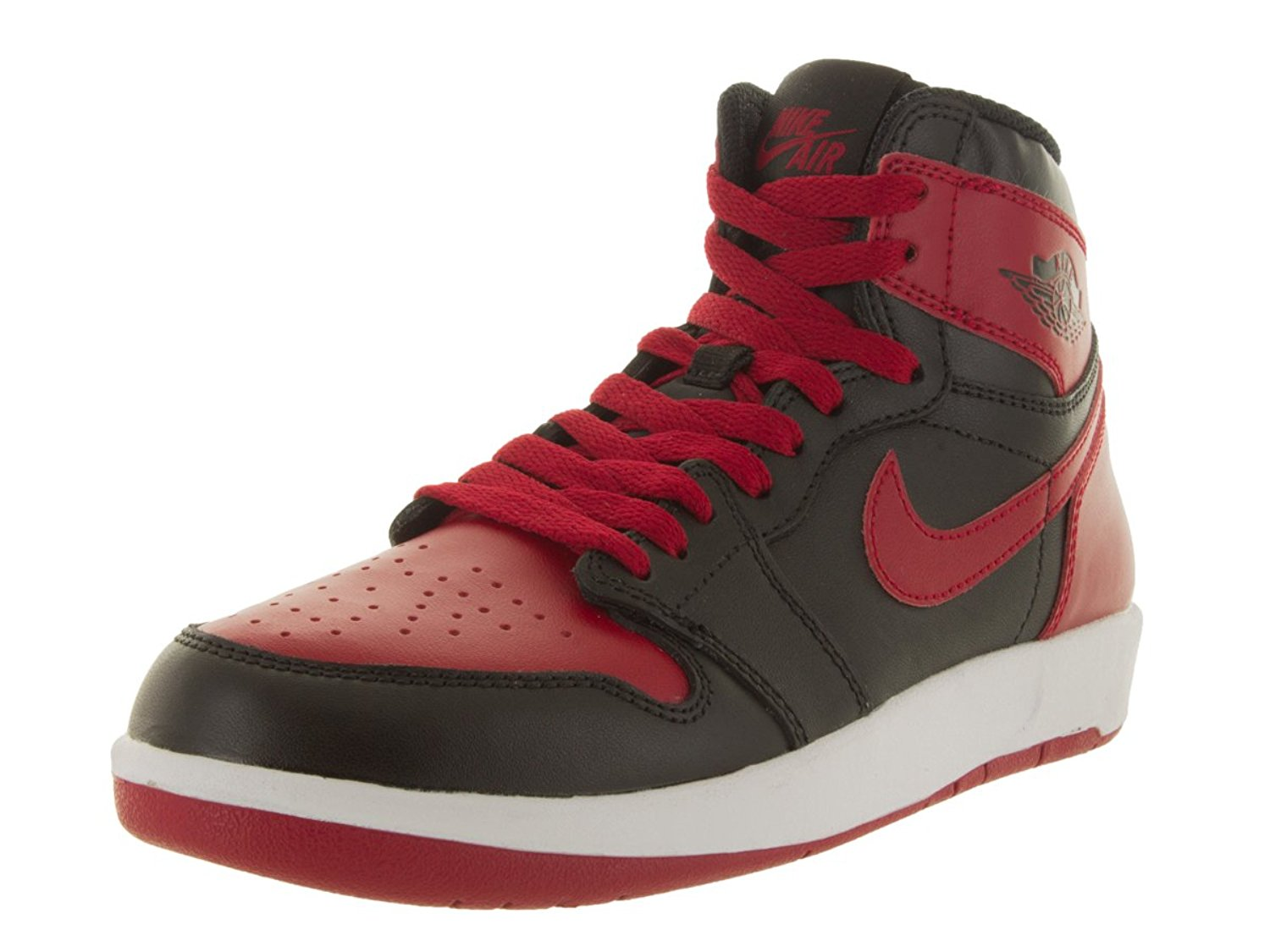 89e220d7f Get Quotations · Nike Jordan Kids Air Jordan 1 Hi The Return Bg Basketball  Shoe