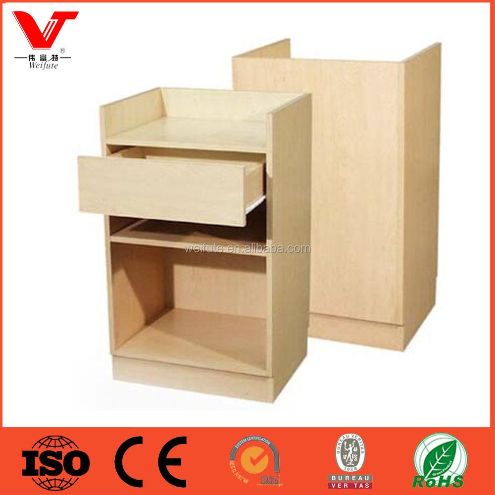 Modern Design Wooden Cash Counter,Shop Counter Design Jewelry ...