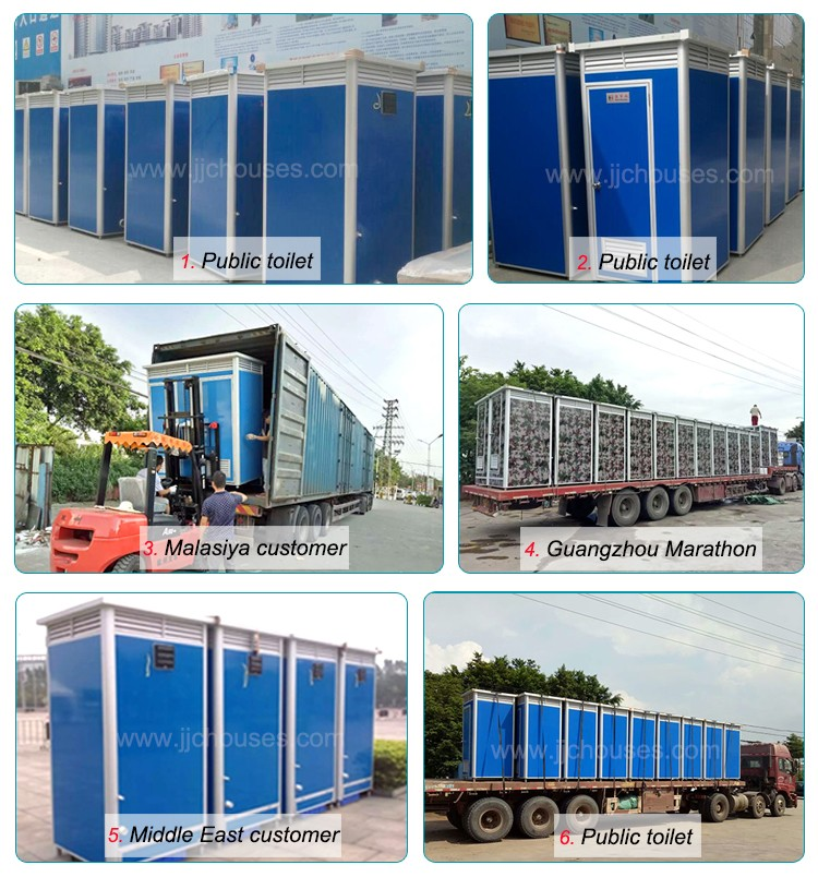 portable bathrooms for sale - Hot Sell custom modular toilet